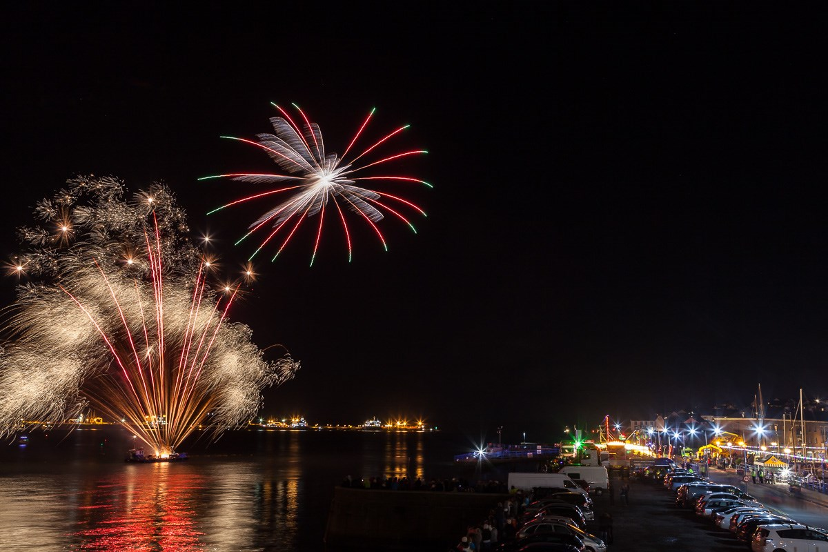 Firework display to return to Milford Waterfront