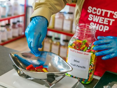 Scott's Sweet Shop