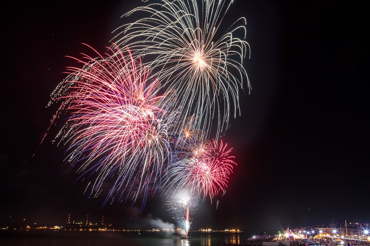 Milford Haven Firework Display 5th November