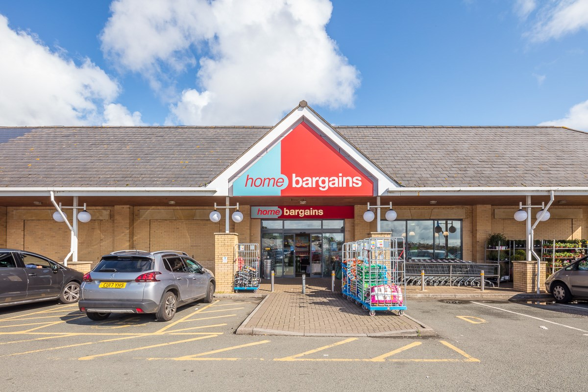 Home Bargains Milford Haven