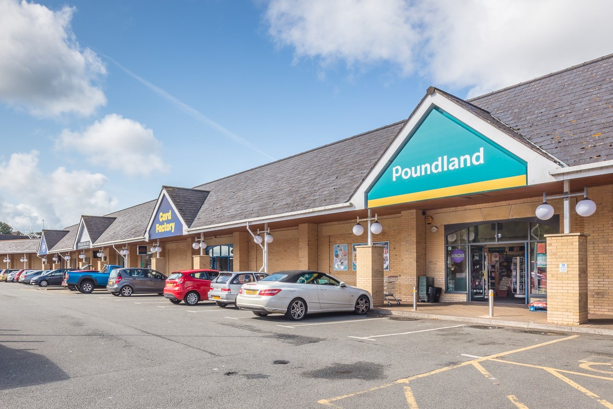 Poundland Milford Haven