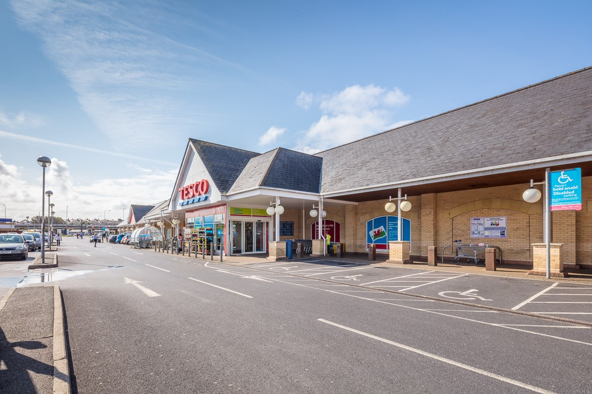 Tesco Milford Haven